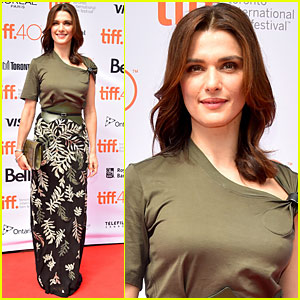 Rachel Weisz Takes 'The Lobster' to the Toronto Film Festival