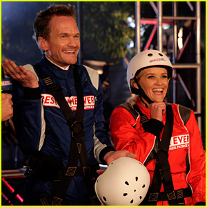 Reese Witherspoon Pulls Off Crazy Stunts on Neil Patrick Harris' 'Best Time Ever'