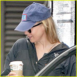 Renee Zellweger Gets To Work On 'Bridget Jones's Baby'