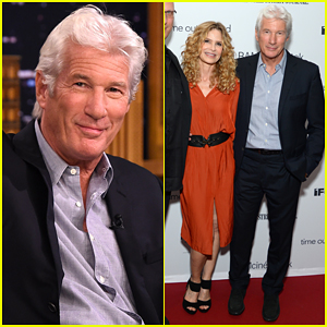 Richard Gere Gets 'Tonight Show' Crowd Riled Up - Watch Here!