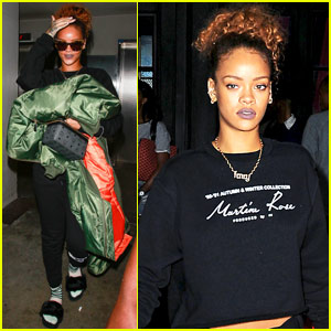 Rihanna Launches Puma 'Creeper' Campaign With Travis Scott