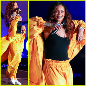 Rihanna's Rock in Rio 2015 Full Performance Video - Watch Now!
