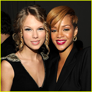 Rihanna Says She'd Never Perform with Taylor Swift