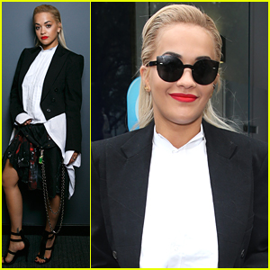 Rita Ora Applauds Miley Cyrus For Nudity