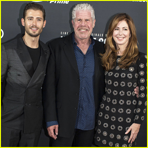 Ron Perlman, Dana Delany & Julian Morris Bring 'Hand Of God' To Berlin!