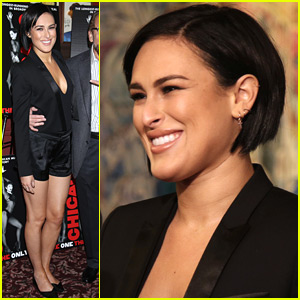 Rumer Willis Hits Up 'Chicago' Photo Call Ahead Of Opening Night Next Week