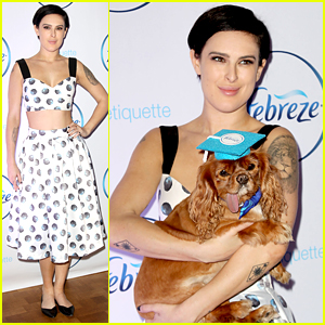 Rumer Willis On Having Her Family's Support For Broadway: 'They're Amazing'
