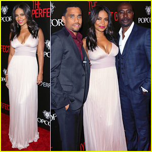 Sanaa Lathan Brings 'The Perfect Guy' To Beverly Hills - Watch Trailer Here!