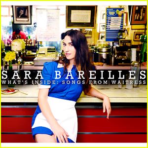 Sara Bareilles Announces New Album with 'Waitress' Songs!