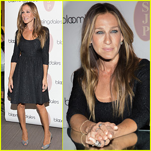 Sarah Jessica Parker Launches Her Latest Line of Shoes