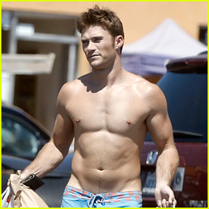 Scott Eastwood's New Shirtless Pics Will Make Your 'Wildest Dreams' Come True!