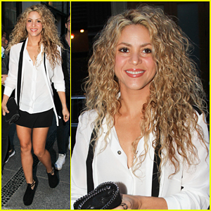 Shakira Promotes Early Childhood Development with Fisher-Price In NYC!