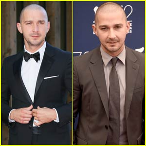 Shia LaBeouf Gets Spiffy for 'Man Down' Premiere in Venice