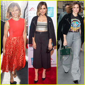 Sophia Bush Hits NYC for 'Chicago P.D.' Season 3 Promo!