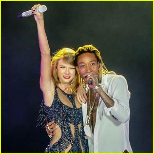 Taylor Swift Sings 'See You Again' With Wiz Khalifa - Watch Now!