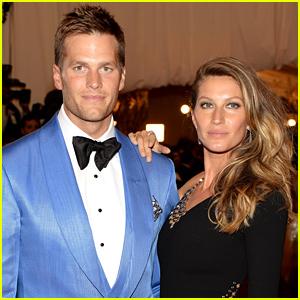 Tom Brady Comments on Gisele Bundchen Divorce Rumors