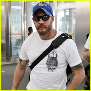 Tom Hardy Doesn't Intend to Buy Into the 'Celebrity' Life