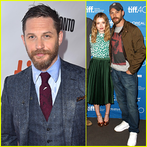 Tom Hardy Shuts Down Questions About His Sexuality (Video)