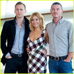 Tom Hiddleston Talks Baring It All for New Film 'Crimson Peak'!