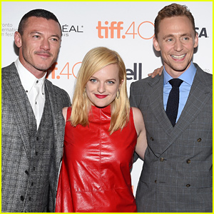 Tom Hiddleston & Luke Evans Bring the Handsome to 'High-Rise' TIFF Premiere!