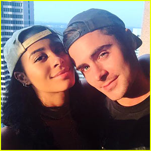 Zac Efron & Girlfriend Sami Miro Celebrate First Anniversary!