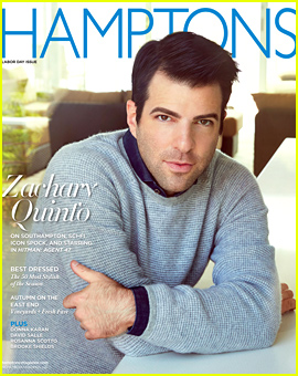 Zachary Quinto Was the Only Person Who Auditioned for the Role of Spock
