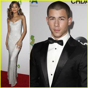 Nick Jonas is One Dapper Dude at Miss America Competition