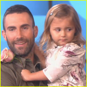 Adam Levine Meets the Girl Who Cried Over Him Being Married