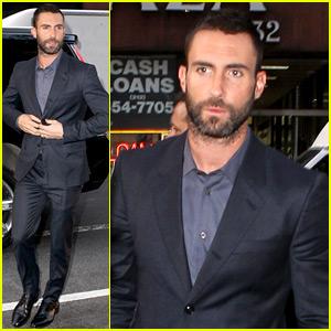 Adam Levine Shoots Down Maroon 5 Super Bowl Rumors - Listen Now!