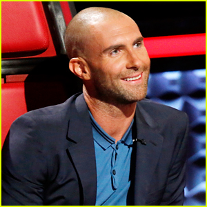 Adam Levine's Bald Head Makes Its Debut on 'The Voice'