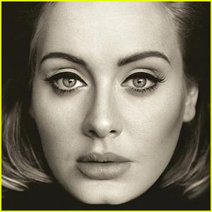 Adele Releases '25' Cover Art, Announces Album Release Date!
