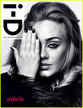 Adele on Motherhood: 'It's F--king Hard'