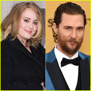 Adele to Return as 'SNL' Musical Guest with Host Matthew McConaughey!
