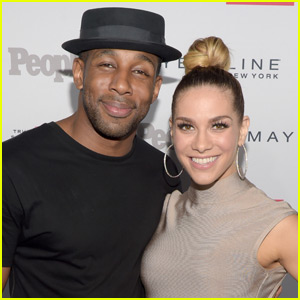 DWTS' Allison Holker Is Pregnant, Expecting a Baby with Stephen 'tWitch' Boss!