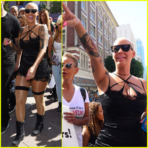 Amber Rose Hosts