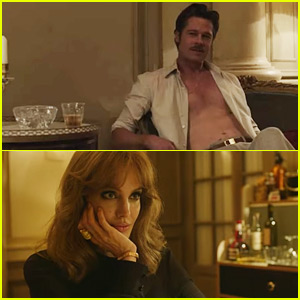 Angelina Jolie & Brad Pitt Star in New 'By the Sea' Featurette - Watch Now!