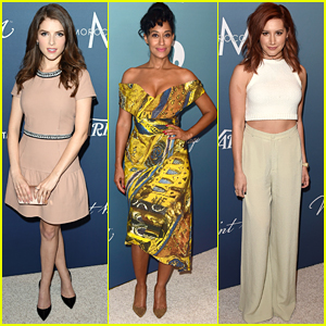 Anna Kendrick Honored At Variety's Power of Women Event With Ashley Tisdale