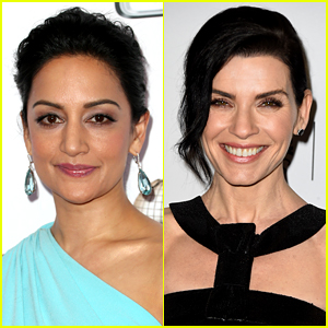 Archie Panjabi Slams Julianna Margulies' D