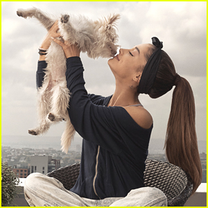 Ariana Grande Has A Mission To Help As Many Homeless Dogs As She Can