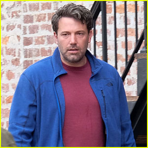 Ben Affleck Posts a Rare Update on Social Media!
