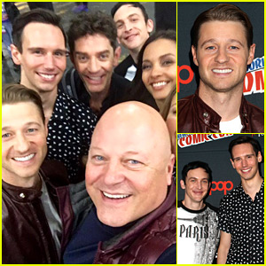 Ben McKenzie & 'Gotham' Cast Announce Exciting New Co-Star at NYCC Panel!
