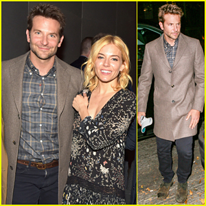 Bradley Cooper & Sienna Miller Close Out NYC Wine & Food Fest At 'Burnt' Screening!