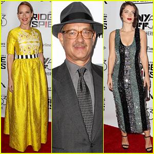 'Bridge of Spies' Cast Premieres Their Film at NYFF!