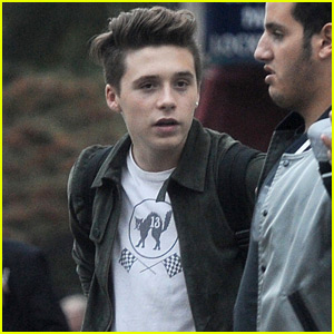 Brooklyn Beckham Sends a Sweet Message to a Special Someone!