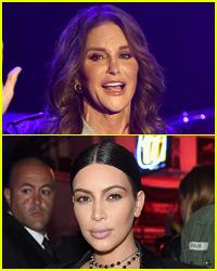 Kim Kardashian Gives Caitlyn Jenner Daily Makeup Tips