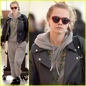 Cara Delevingne Opens Up About Struggling With Depression: 'I Was Completely Suicidal'