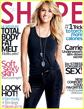 Carrie Underwood Describes Her Post-Baby Exercise Plan