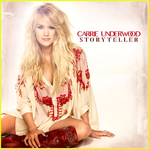 Carrie Underwood: 'Storyteller' Full Album Stream - LISTEN!