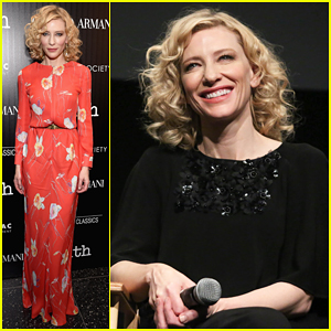 Cate Blanchett On Playing Lucille Ball: 'She's One of My All-Time Great Heroes'