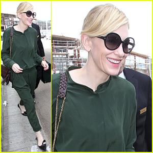 Cate Blanchett's Oscar 2016 Odds Are Looking Good Already!